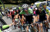 Belkin wint ploegenklassement 18e rit