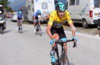 Froome stapt uit de Tour de France