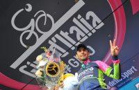 Italiaanse wielrenner test positief in Giro