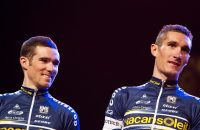 Broers Feillu met debuterende ploeg naar Tour