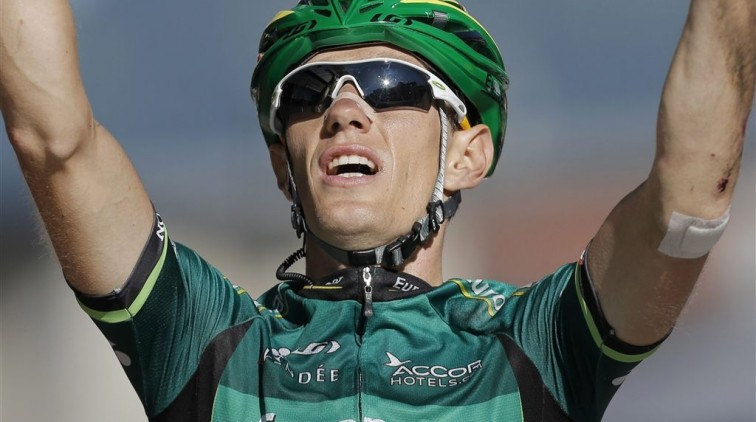 Rolland kopman Europcar in Tour