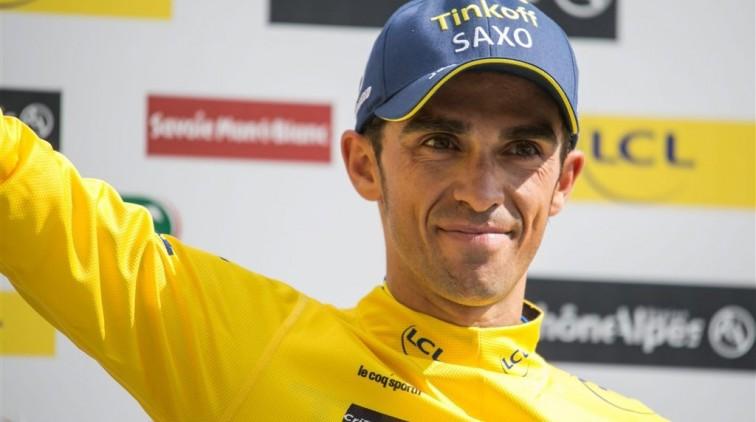 Sterke knechten voor Contador