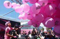 Giro-start bijna naar Apeldoorn, Nijmegen finishplaats