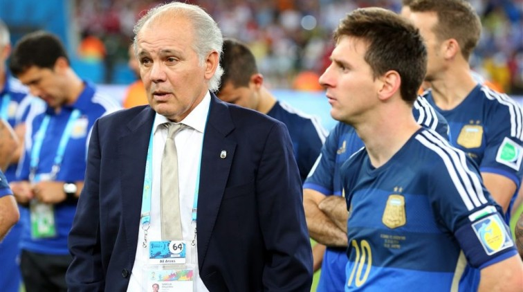 Argentijnse voetbalbond wil door met bondscoach