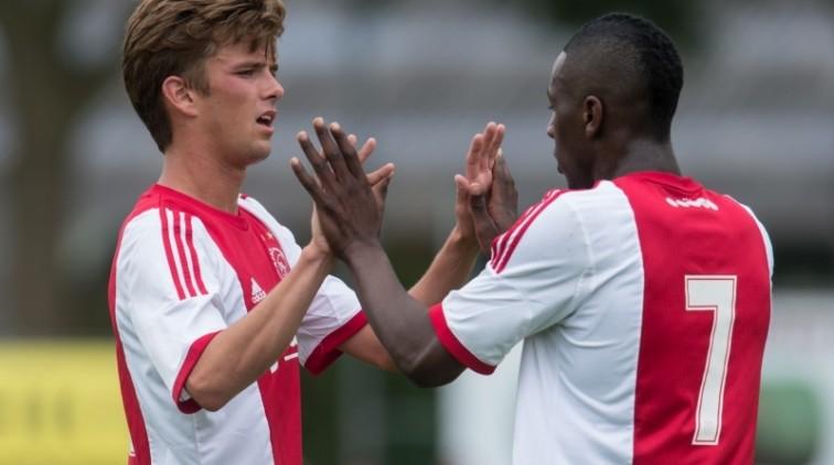 Ajax-talent: 'Dit jaar gaat het gebeuren'