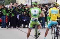 'Astana haalt groenetruidrager Peter Sagan'