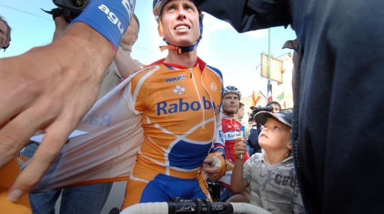 Boogerd stapt in Boxmeer weer op de fiets
