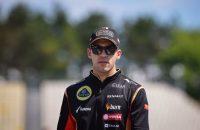 Maldonado blijft bij Lotus