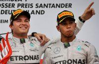 Hamilton geniet van inhaalrace