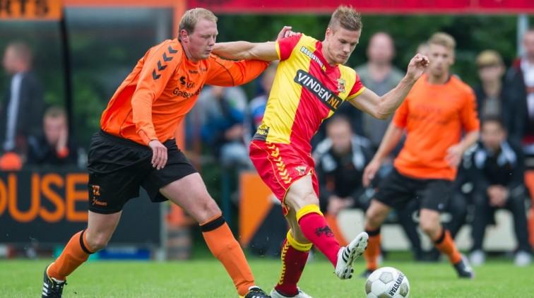 Excelsior'31-speler Pot op proef bij FC Emmen