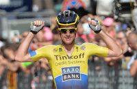 Michael Rogers wint eerste Pyreneeënrit in Tour