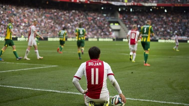 Bojan Krkic van Barcelona naar Stoke City