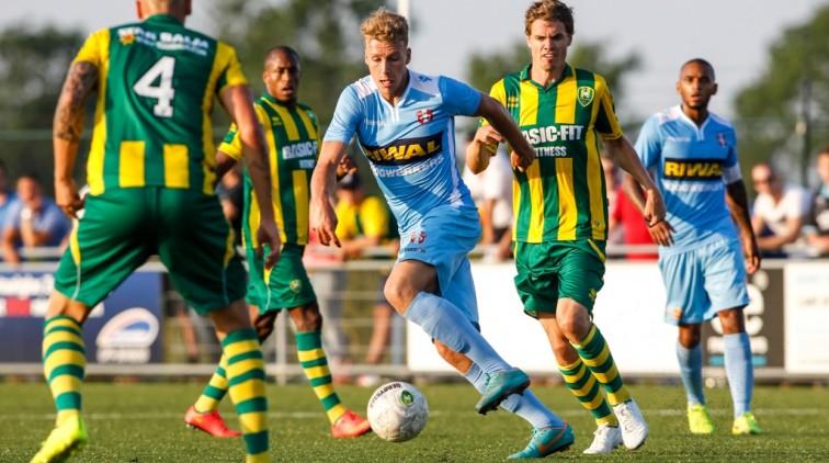ADO Den Haag gemakkelijk langs FC Dordrecht
