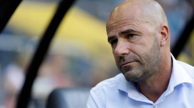 Bosz spreekt geen doelstelling uit voor Vitesse
