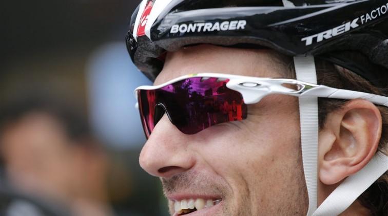 Cancellara niet meer van start in Eneco Tour