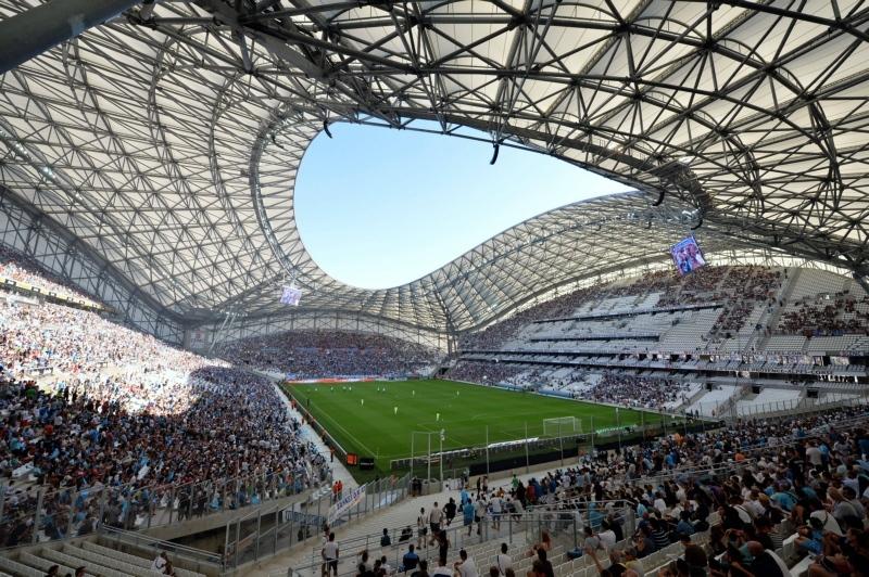 Fotoserie: Stadion Velodrome schitterend verbouwd | Sportnieuws