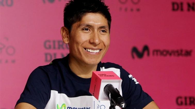 Giro-winnaar Quintana grijpt leiding in Burgos