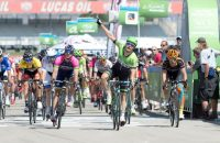 Moreno Hofland wint opnieuw etappe in Utah