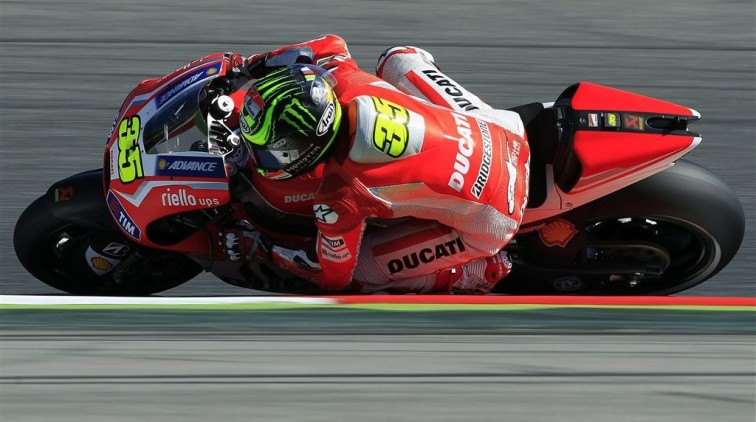 Motorcoureur Crutchlow weg bij Ducati