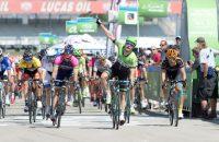 Nederlandse sprinter Belkin wint opnieuw etappe in Utah