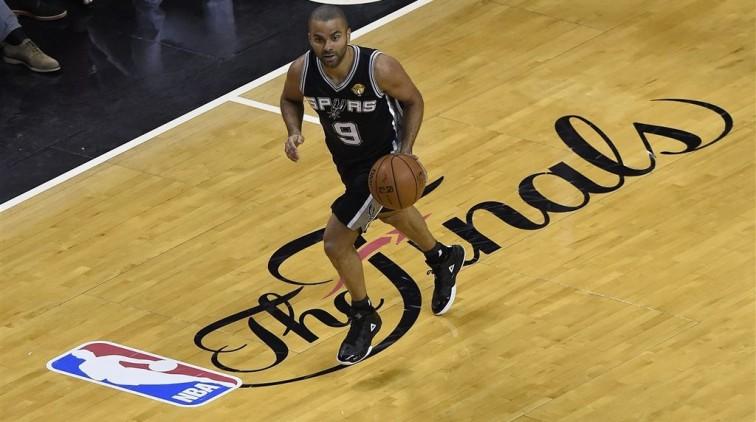 Parker blijft bij NBA-kampioen