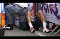 Renners boos om in beeld brengen gevallen Stybar (video)