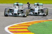 Rosberg neemt schuld crash Hamilton op zich