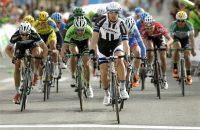 Sprinter Giant-Shimano niet meer van start in Polen
