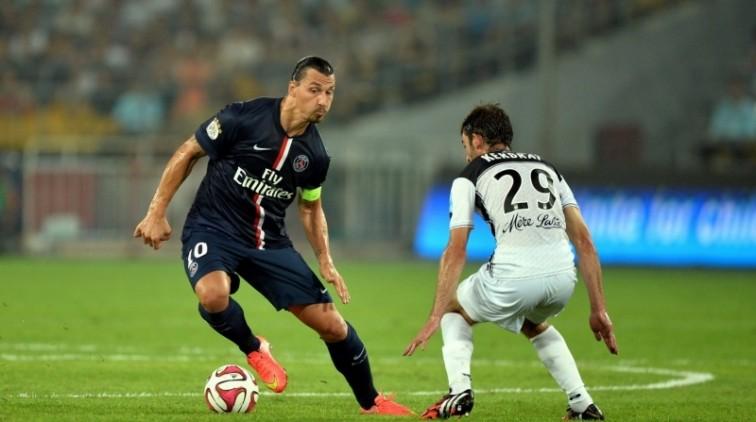 Zlatan kan puntverlies PSG niet voorkomen