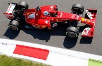 Alonso de snelste in eerste training