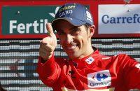 Contador juicht niet te vroeg in Ronde van Spanje