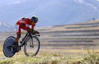 Favoriet Quintana na tweede val uit Vuelta