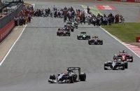 Formule 1-kalender 2015 telt 20 races