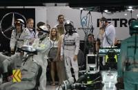'Geen samenzwering bij Mercedes'