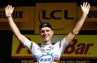 Martin uit Vuelta voor 4e tijdrittitel