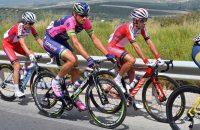 Niemiec wint bergrit in Vuelta