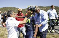 Quintana breekt schouderblad