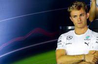 Rosberg net iets sneller dan teamgenoot Hamilton