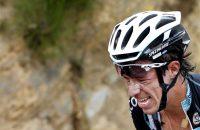 Uran niet meer van start in Vuelta