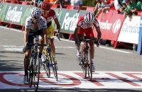 Vuelta strijd voor 3 Spanjaarden en een Brit