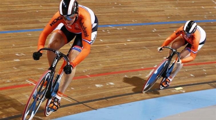 Braspennincx: 'Als sprinter heb je alle kracht nodig'