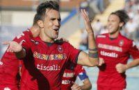Cagliari beslist duel met Empoli in kwartier