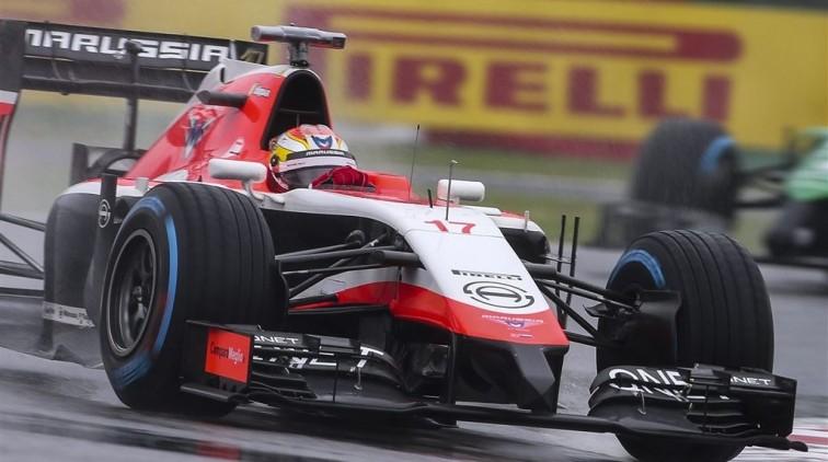 Crash Bianchi overschaduwt zege Hamilton