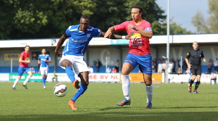 GVVV wint met ruime cijfers van FC Lisse