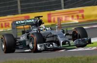 Hamilton snelste in vrije trainingen
