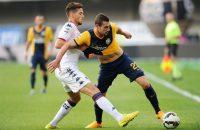 Hellas Verona verslaat Cagliari in slotfase
