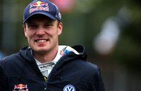 Rallyrijder Latvala loopt in op Ogier