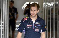 Sebastian Vettel vertrekt bij Red Bull
