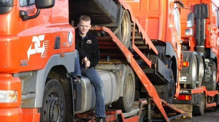 Trucker Gerard de Rooy wint OiLibya Rally