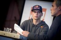 Verdienstelijk debuut Max Verstappen
